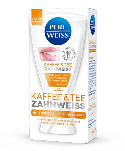 KAFFEE & TEEZAHNWEISS
