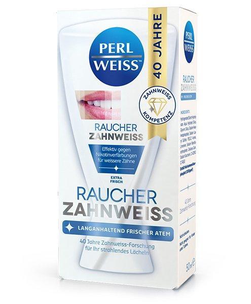 RAUCHER<br />ZAHNWEISS